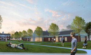 Crossroad Architectural Rendering 2